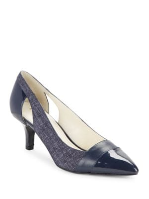 First Class Pointed-Toe Heels by Anne Klein