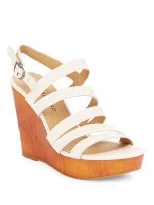 Larinaa Wedge Sandals by Lucky Brand