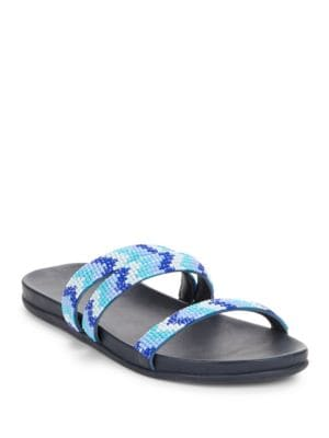 Slim Shotz Beaded Sandals by Kenneth Cole REACTION
