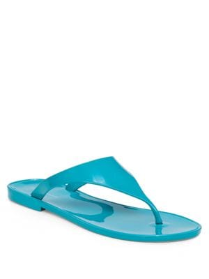 Jelly Thong Sandals by BCBGeneration