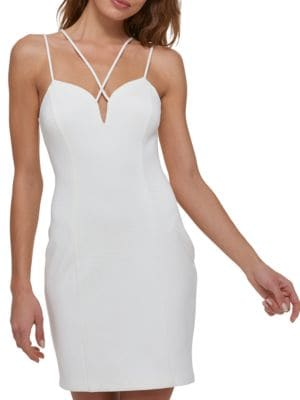 Sweetheart Sheath Dress by Jill Jill Stuart