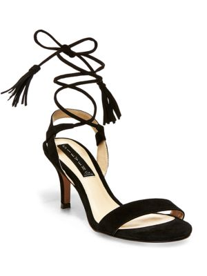 Valen Suede Sandals by Steven by Steve Madden