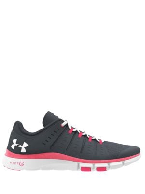 Womens Micro Limitless 2 Round Toe Sneakers by Under Armour