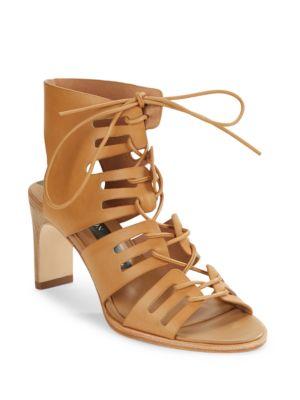 Miro Lace-Up Sandals by Matt Bernson