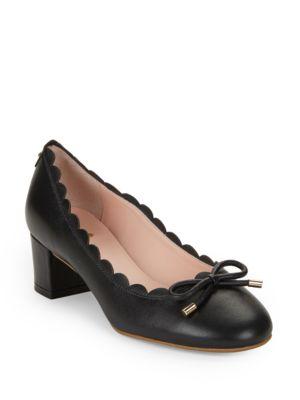 Yasmin Scalloped Heels by Kate Spade New York