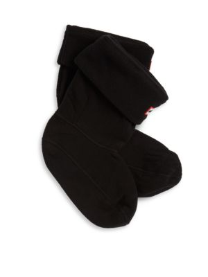 Short Fleece Welly Socks by Hunter