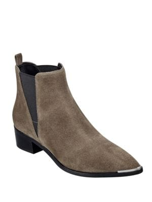 Yale Suede Boots by Marc Fisher LTD