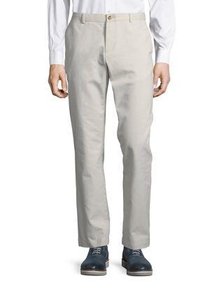 Straight-Leg Chino Pants...