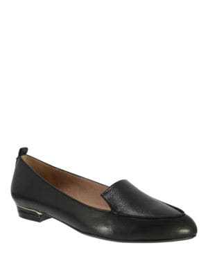 Quay Leather Loafers by Nina