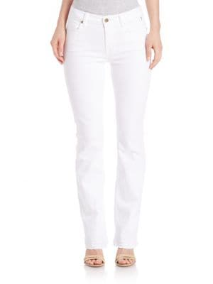 Iconic Tailorless Bootcut Jeans by 7 For All Mankind