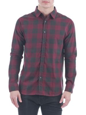Springfield Check Shirt by Sovereign Code