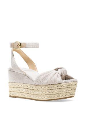 Maxwell Espadrille Platform Sandals by MICHAEL MICHAEL KORS