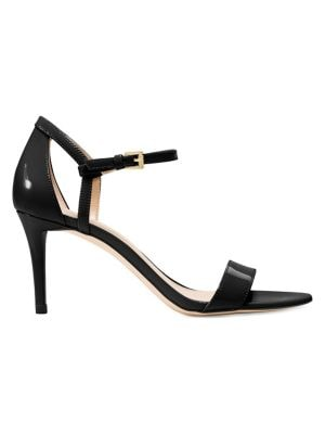 Simone Patent Leather Sandals by MICHAEL MICHAEL KORS