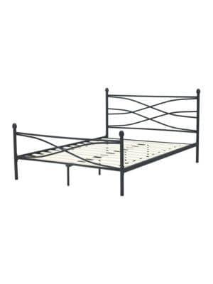 Soho Metal Full Platform Bed Frame