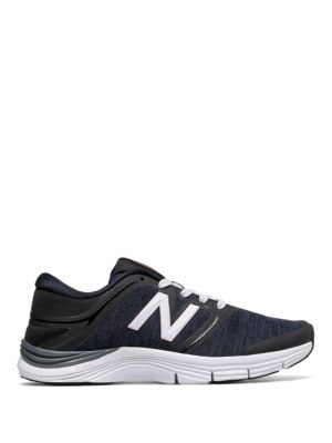 Buy Leather and Mesh Athletic Sneakers by New Balance online