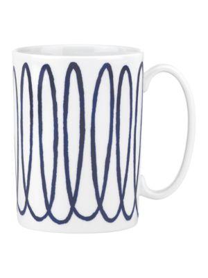 Charlotte St West Mug  12 oz