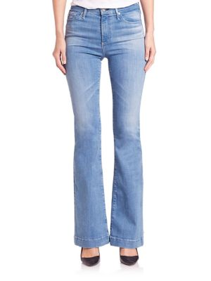 Janis High-Rise Flared Jeans 500089819536