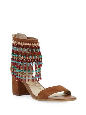 Sibel Leather Sandals by Sam Edelman