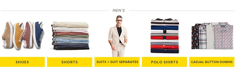 737dcac36dbed Men's Clothing: Mens Suits, Shirts, Jeans & More | Lord + Taylor