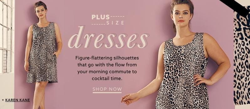 0417e4b948f Plus-Size Cocktail Dresses   Formal Dresses