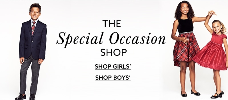 Kids Featured Shops Special Occasion Formalwear