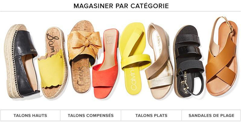 c765a2cf351ffa Femme - Chaussures femme - Sandales - labaie.com