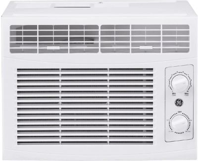 Window Air Conditioner With 5050 Btu Cooling Capacity Ahv05lz, White photo