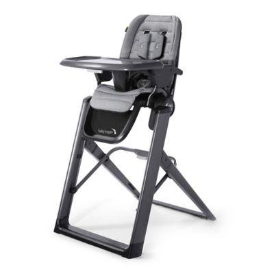 City bistro chaise haute - graphite photo