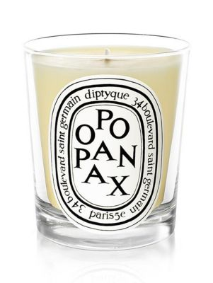 Opopanax Scented Candle