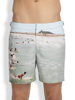 Orlebar Brown - Surfing Safari Swim Shorts