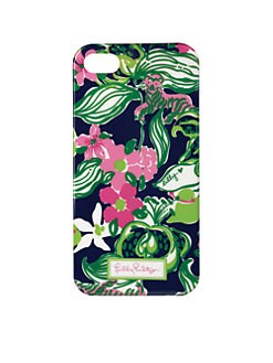 Lilly Pulitzer - Tiger Lilly Hardcase For iPhone 5