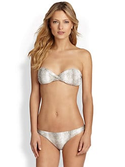 Melissa Odabash - Martinique Twisted Bandeau Top