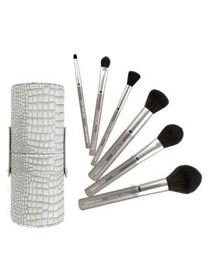 JENNY PATINKIN Luxury Vegan Six-Piece Makeup Brush Collection