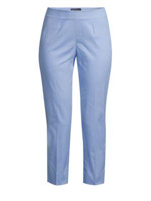 Audrey Printed Capri Pants