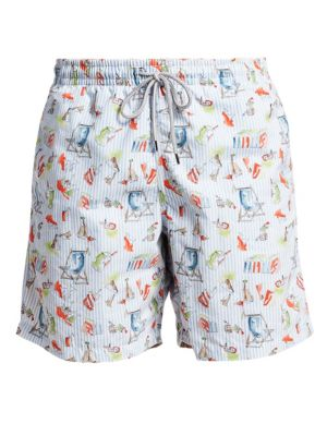 COLLECTION Lounge Chair Swim Trunks