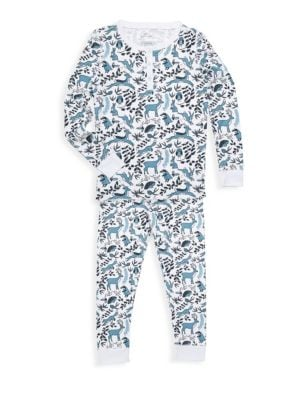 Kid's Two-Piece Winterland Pajama Set