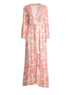 Bowie Kimono Maxi Dress