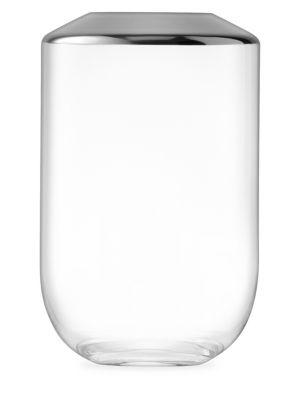 Space Platinum Vase