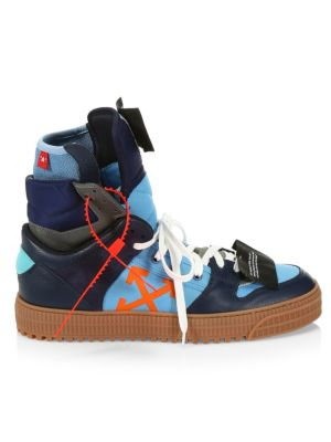 Off-Court High-Top Sneakers