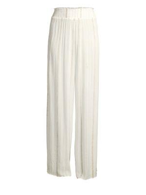 Athena Lurex Striped Pants