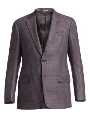 Micro-Check Sportcoat
