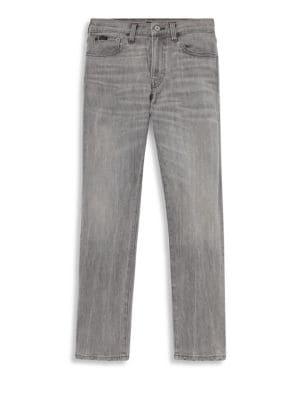 Little Boy's & Boy's Sullivan Slim-Fit Faded Jeans