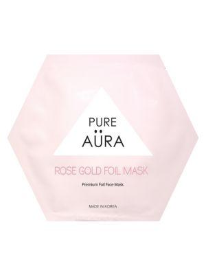 Rose Gold Foil Sheet Mask