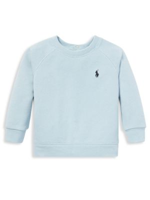Baby Girl's French Terry Sweater