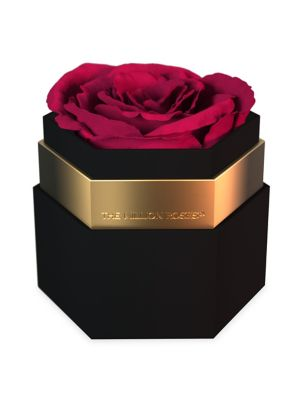 One In A Million Collection Hexagon Black Box