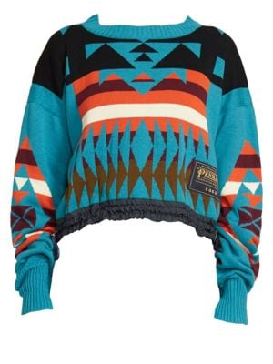 Pendleton-Knit Sweater