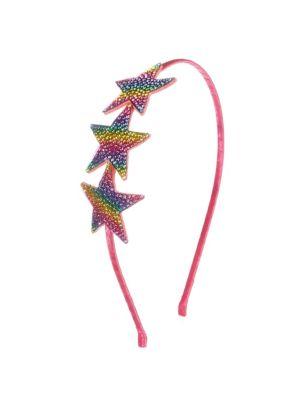 Rainbow Stars Headband