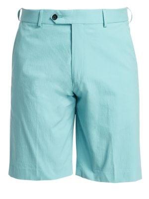 COLLECTION Seersucker Shorts