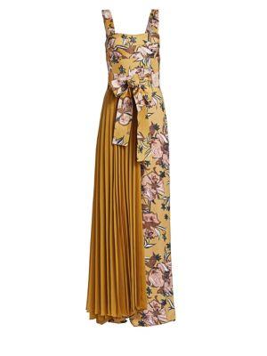 Alsine Skirt-Overlay Jumpsuit