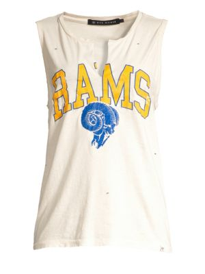 Rams Destroy Tank Top